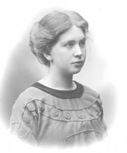 Porträttbild Ida Larsson