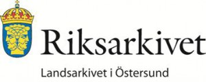 logga Riksarkivet, Landsarkivet i Östersund