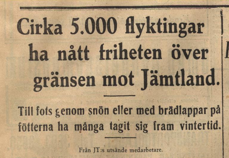 Jämtlands Tidning 23 juni 19450002